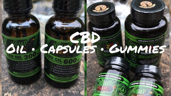 Why And How Much Consumption Of CBD Is Beneficial?